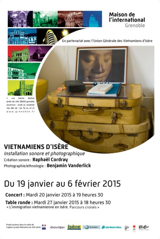 expo Vietnamiens d'Isere Grenoble